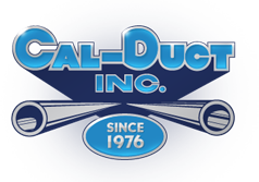 Cal-Duct, Inc. | Underground Utility Supply Distributor Logo